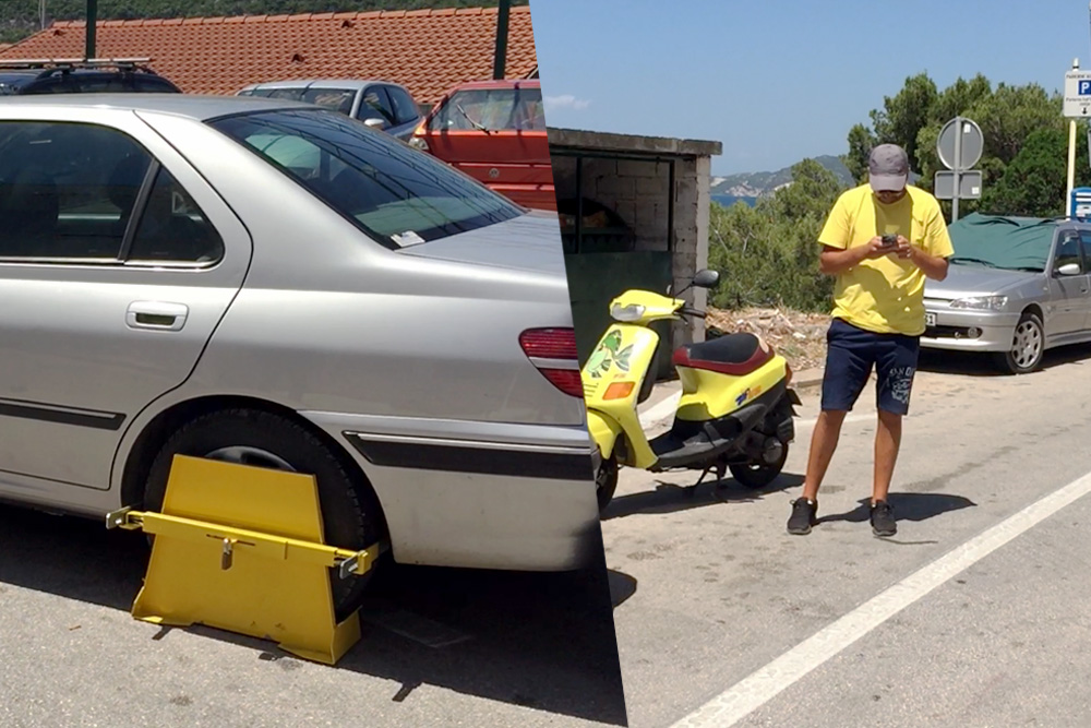 """Redari """"Bakusa"""" kače kazne od 60 KM ili stavljaju lisice vozačima koji nisu platili kartu (Foto: CIN)"""