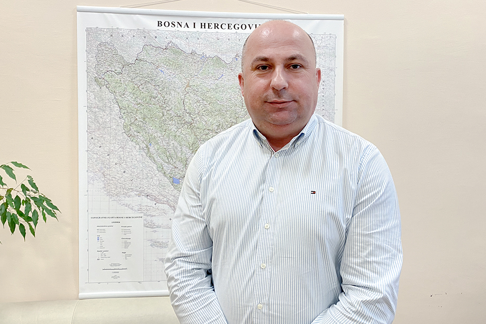 Ministar Denis Lasić je prije četiri godine potpisao višestruko povećanje cijene EKO testa, a sada je voljan razmotriti te izmjene (Foto: CIN)
